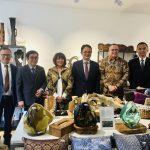Perdagangan dengan Swiss Semester Pertama 2021, Indonesia Surplus Rp10 Triliun