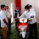 Menteri ESDM Luncurkan Pilot ProjectKonversi Motor BBM ke Listrik