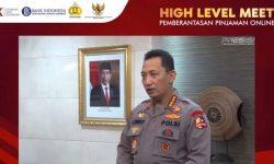 Kapolri Instruksikan Jajaran Humanis Saat Pengamanan Kunjungan Kerja Presiden