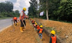 Realisasi Belanja Infrastruktur PUPR Sudah Rp 66,49 Triliun