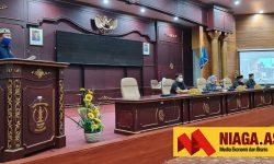 Fraksi-Fraksi di DPRD Nunukan Sampaikan Pandangan Atas Raperda Usulan Pemerintah