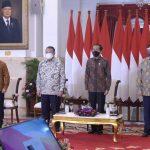 Presiden Ingatkan Jaga Stabilitas Harga Pangan