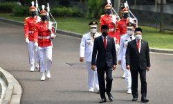 Presiden Jokowi Lantik Gubernur dan Wakil Gubernur Kalsel Masa Jabatan 2021-2024