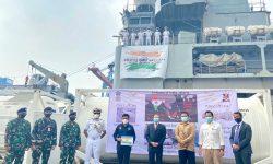 India Pinjami Indonesia 10 Isotanks