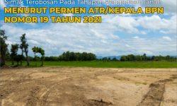 Ini 4 Tahapan Pengadaan Tanah untuk Kepentingan Umum