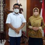 Bertemu KSP, Bupati Sampaikan Pariwisata Berau Perlu Dukungan Pemerintah Pusat