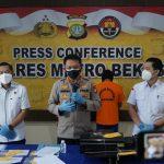 Polisi Bongkar Sindikat Pemalsuan Surat Vaksin dan Hasil Swab Covid-19