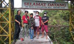 Penantian Desa Enggelam Nikmati Listrik 24 Jam Lewat PLTS Komunal