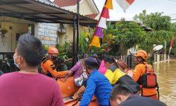 Lagi, Warga Dievakuasi Imbas Banjir Balikpapan