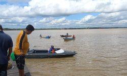 UPDATE : Satu Pemancing Tenggelam di Anggana Ditemukan Meninggal