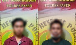 Peredaran Lebih 450 Butir Obat Keras Yarindo di Paser, Dua Orang jadi Tersangka