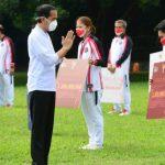 Presiden Jokowi Beri Bonus Atlet yang Berlaga di Olimpiade Tokyo
