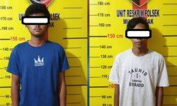 DPO Kasus Pencurian Kabel di Muara Badak Dibekuk di Samarinda