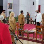 Bupati Berau : Arahan Presiden Percepat Vaksinasi dan Disiplin Prokes