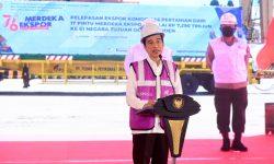 Presiden Minta Kepala Daerah Gali Potensi Ekspor Komoditas Pertanian