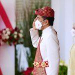 Presiden Jokowi Pimpin Peringatan Detik-detik Proklamasi Kemerdekaan RI