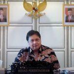 Airlangga: PPKM Luar Jawa-Bali Dilanjutkan Hingga 6 September