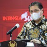 Airlangga: Mobilitas di Sejumlah Wilayah Luar Jawa-Bali Perlu Terus Ditekan