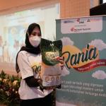 Pertani dan RNI Kolaborasi Luncurkan Produk Beras Rania