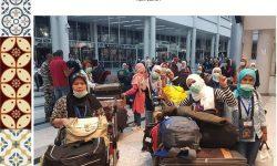 KBRI Beirut dan KBRI Damaskus Pulangkan 25 WNI dari Suriah