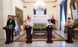 RI-Australia Perkuat Kolaborasi dalam Pertemuan 2+2
