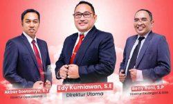 Baharuddin Demmu : Harus Ada yang Bertanggungjawab Atas Piutang PT MMPKT Rp65,403 Miliar