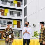 Presiden Tinjau Sejumlah Infrastruktur di Madrasah Mu'allimin Muhammadiyah Yogyakarta