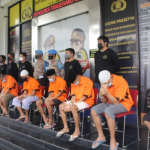 Polisi Ungkap Sentra Pembuatan Tembakau Sintetis di Apartemen Tangerang Selatan