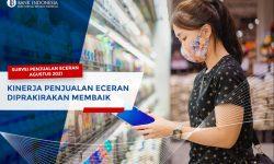 Bank Indonesia : Kinerja Penjualan Eceran Diprakirakan Membaik
