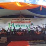 Program Makmur Pupuk Indonesia Naikkan Produktivitas Padi 34-42 Persen