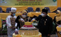 DPRD Paripurna Hari Jadi Kabupaten Berau