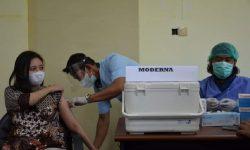 Selain Nakes, 3.216 Masyarakat Umum di Nunukan Gunakan Vaksin Moderna