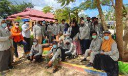 PT Duta Tambang Rekayasa Gelar Pelatihan Budidaya Lebah Madu Kelulut di Sei Menggaris