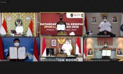 Sinergi Lima Instansi Tingkatkan Layanan Pengaduan Masyarakat SP4N-LAPOR!