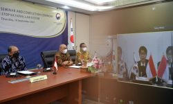 Waseskab Tutup Rangkaian Working-Level Seminar Setkab dan MoLeg Republik Korea