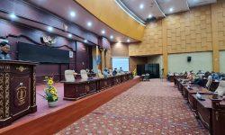 Wakil Bupati Sampaikan ke DPRD Nunukan:  APBD-P Tahun 2021 Naik Rp43 Miliar
