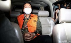 Setelah Menjemput Paksa, KPKTahan Azis Syamsuddin