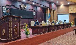 DPRD Nunukan Setujui KUA-PPAS APBD-Perubahan 2021 Rp1,339 Triliun