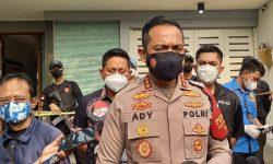 Puslabfor Bareskrim Polri Dalami Cara Pembuatan Sabu di Tangerang