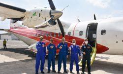 Pengujian Bahan Bakar Bioavtur J2.4 pada Mesin Pesawat Berjalan Normal