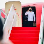 Bertolak ke Jawa Timur, Presiden Akan Tinjau Vaksinasi dan Resmikan Bendungan