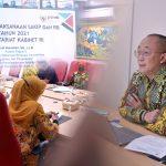 Kementerian PANRB Evaluasi Penerapan Reformasi Birokrasi & SAKIP di Setkab