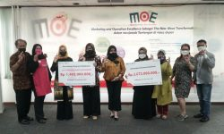 Sinergi Bisnis, Pertamina Beri Modal Usaha Rp 3 miliar Bagi UMKM di Kalimantan