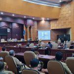 Wakil Bupati Sampaikan Nota Pengantar RPJMD Nunukan Tahun 2021-2026