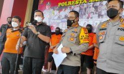 Penyitaan 25 Kg Sabu Selamatkan Sekitar 50 Ribu Warga Samarinda dari Narkoba
