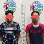 Disergap di Teluk Lerong Hingga Indekos, Dua  Pengedar Sabu di Samarinda Diringkus