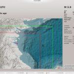 Gempa Bumi Tektonik Magnitudo 3,9 Getarkan Tarakan