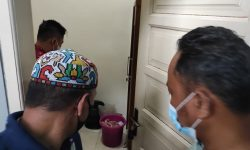 Indekos di Samarinda Heboh Mahasiswi Diduga Aborsi, Janin di Pot Bunga Ditutupi Pasir