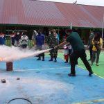Pertama di Samarinda, Pertamina Bikin Pelatihan Sekolah Tanggap Bencana Kebakaran
