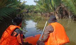 Menjala Udang di Sungai, Warga Paser Hilang Diterkam Buaya